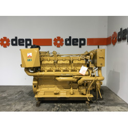 Caterpillar D398, Like brand new
