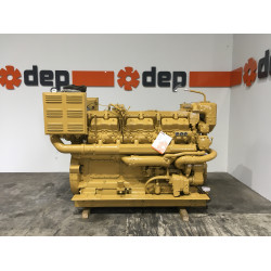 Caterpillar D398 engine, low hours