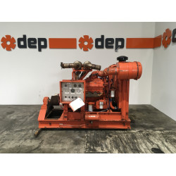 Detroit 8v92 powerpack unit