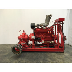 Cummins VTA28G5 Splitcase waterpump